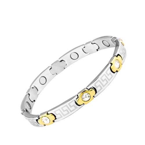 Aarogyam Magnetic Therapy Healthy Bracelet Jewellery for her Bracelt