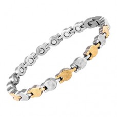 Aarogyam bio magnetic health bracelet uses high power for How does magnetic jewelry work