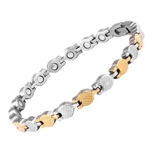 Aarogyam Bio-Magnetic Health Reviews Bracelet Uses High Power Magnets for healing