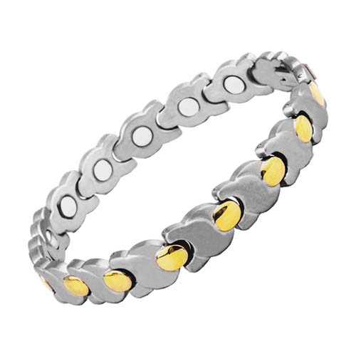Aarogyam BioMagnetic Therapy Health Benefit Bracelet Jewellery ulo-0035