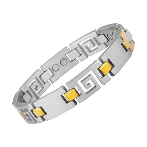 Aarogyam Energy Magnetic Bracelet Jewellery Unique Design Youth