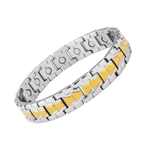 Aarogyam Energy Jewellery BioMagnetic Bracelet - ULO - 0041