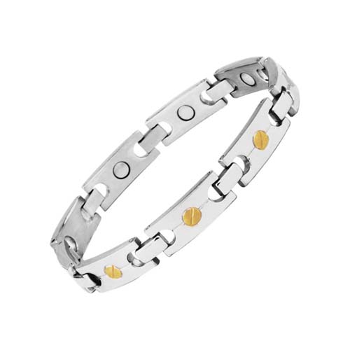 Aarogyam Magnetic Health Bracelet Jewellery with Neodynium Magnets