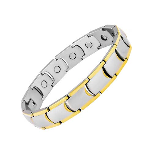 Aarogyam Magnetic Health Healing Energy Bracelet Jewellery Magnets