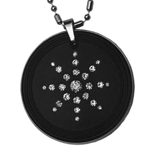 Aarogyam Quantum Scalar Energy Pendant (CZ Stone Diamond)