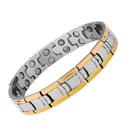 Aarogyam Energy Jewellery Bio-magnetic Bracelets Healthy and Pain Relief
