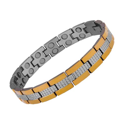 Aarogyam energy jewellery healing magnetic bracelet ulo for How does magnetic jewelry work