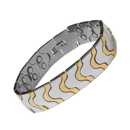 Aarogyam Energy Jewellery Magnetic Bracelet for men