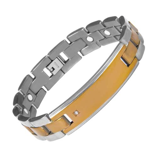 Aarogyam Energy Bio-Magnetic Bracelet for Man woman unisex