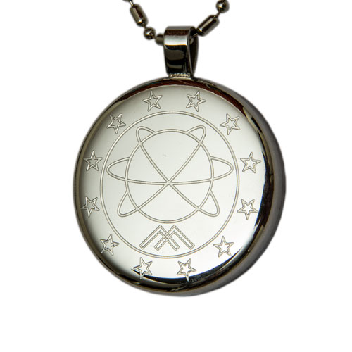 Aarogyam energy mst quantum science pendant with magnets ulo mst aarogyam energy pendant aloadofball Image collections