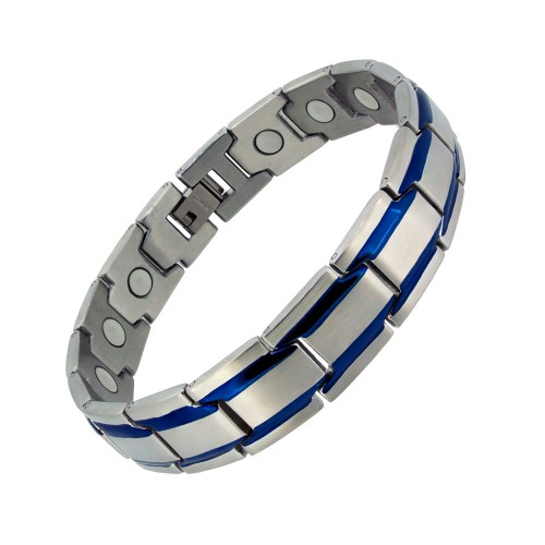 Aarogyam Bio Magnetic Therapy Fashion Bracelet for Man Woman ULO-P-01102