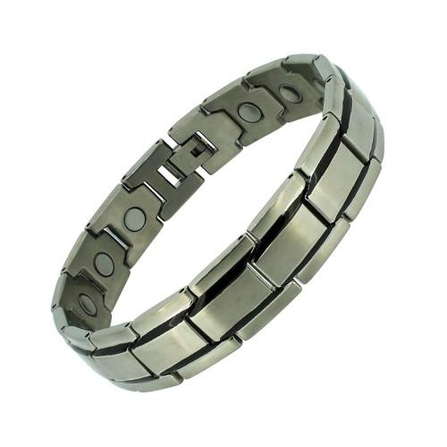 Aarogyam bio magnetic bracelet healing magnetic bracelets for How does magnetic jewelry work