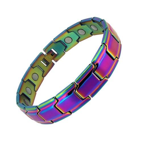Aarogyam Bio Magnetic Rainbow Bracelet